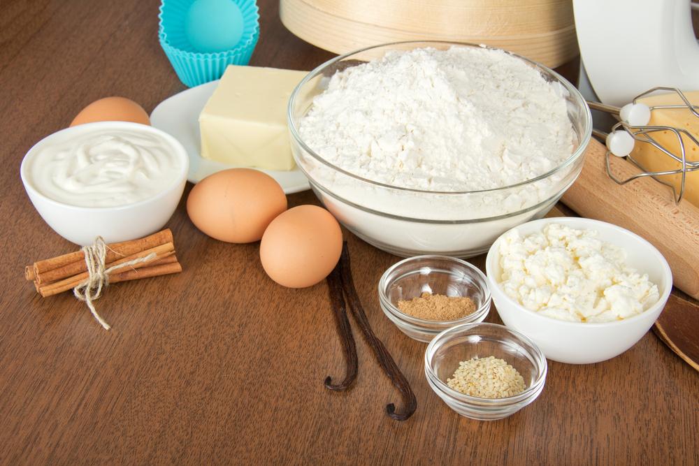 7 Basic Baking Ingredients