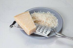 garlic-cheese crescent rolls | Parmesan