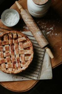 double pie crust recipe