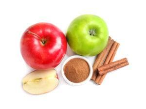 apples cinnamon