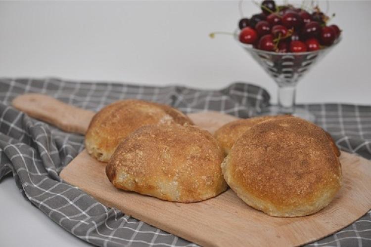 healthy pita bread recipe