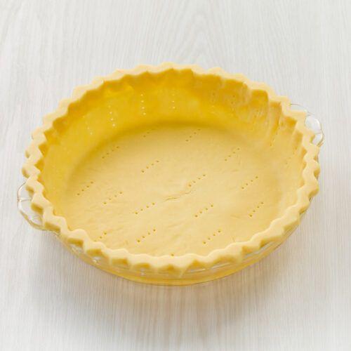 single pie crust recipe