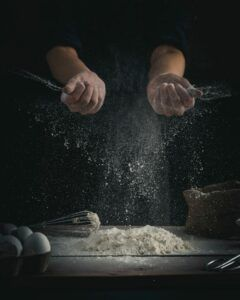 types of flour to use